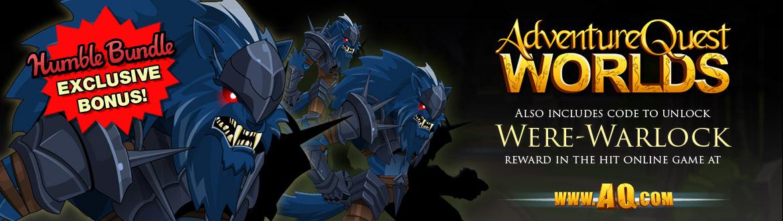 Were-Warlock in AdventureQuest Worlds